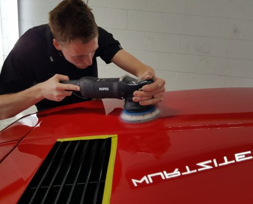 wurtzite paint protection