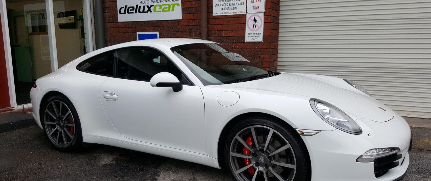 Car Paint Detailing Adelaide